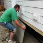 mobile home skirting kits - mobile home underpinning - mobile home skirting ideas