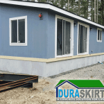 Manufactured Home Skirting Ideas & Images