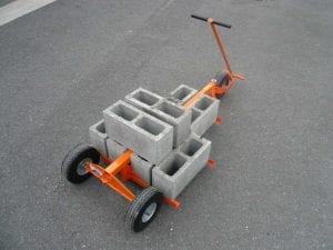 diy mobile home re-leveling - retrofit cart