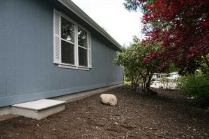Obtaining Skirting for Mobile Homes