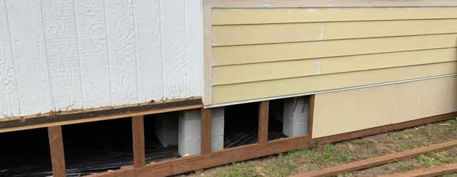 cheap mobile home skirting wood skirting